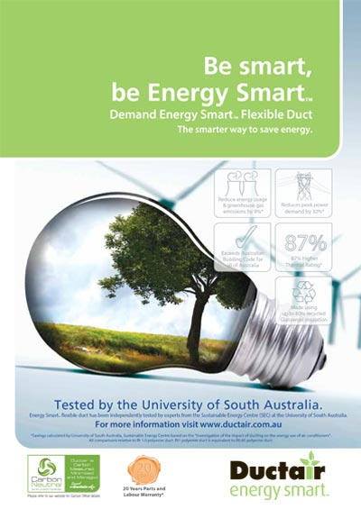 Ductair Energy Smart