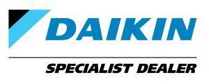 Daikin Specialist Dealer Logo PNG